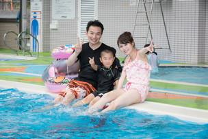 9月3日(日)まで屋内プール・屋外流水プール&バーデゾーン毎日営業!